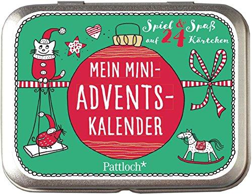 Mini-Adventskalender für Kinder