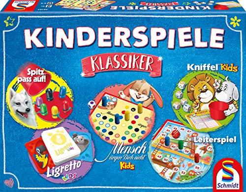 Kinderspiele-Klassiker