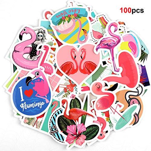 Flamingo-Sticker