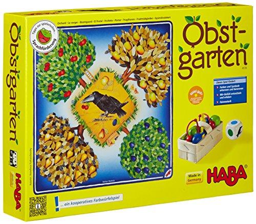 Obstgarten-Spiel