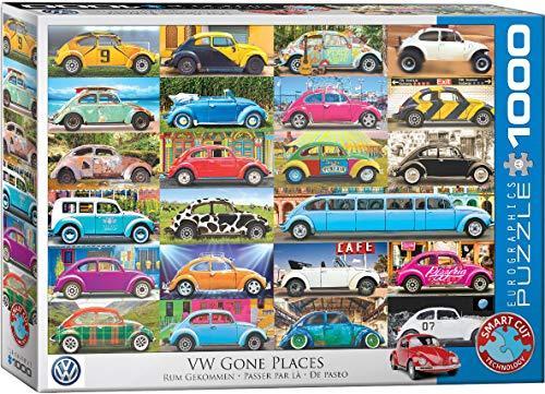 VW Käfer-Puzzle