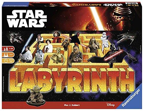 Das verrückte Labyrinth - Star Wars