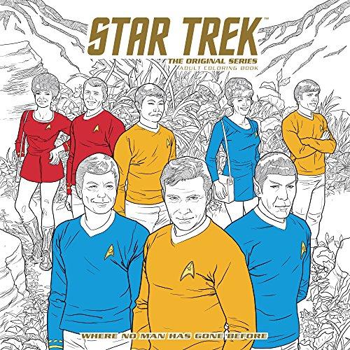 Star Trek-Malbuch