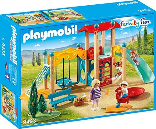 Playmobil-Spielplatz