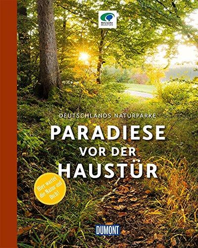 Inspirierendes Wanderbuch Naturparks