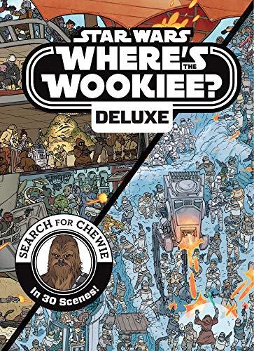 Wookiee-Wimmelbuch