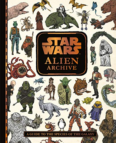 Das Star Wars Alien Archive