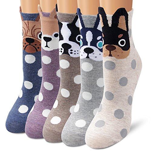 French Bulldog-Socken