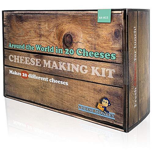 Käseherstellungs-Set