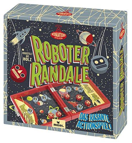 Roboter Randale