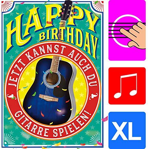 Interaktive Geschenkkarte 'Happy Birthday'