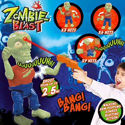 Zombie-Ballerspiel