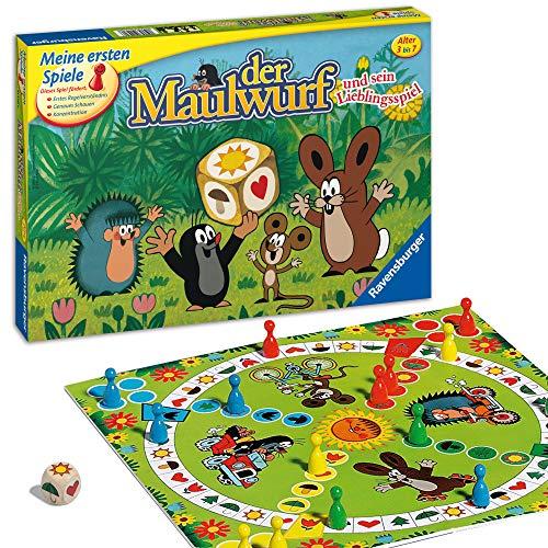 Ravensburger 21570 - Der Maulwurf und sein...