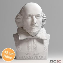 Shakespeare-Büste